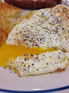 IHOP Fried Egg 4