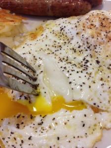 IHOP Fried Egg
