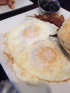 Watts Grocery - Fried Eggs 1