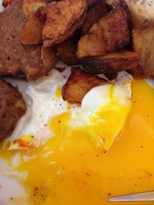 The Sleepy Bee Cafe - Fried Eggs3