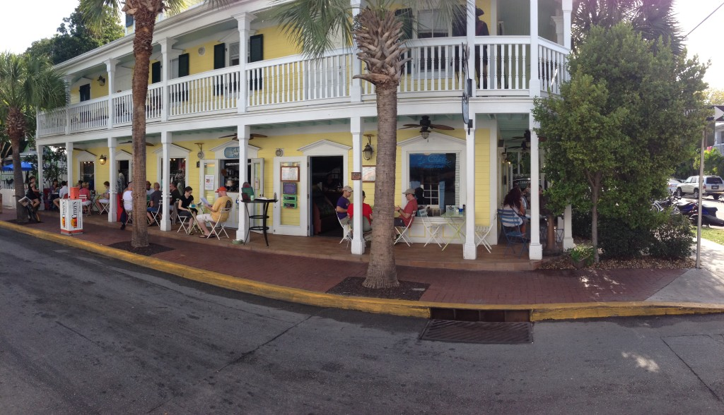 La Creperie, Key West, FL